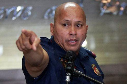 Bato to retirees: Wait til I'm president, I'll quadruple your pay