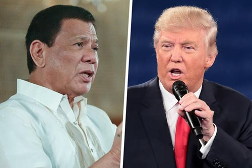 WATCH: Duterte defends Trump, says he is not a 'bugoy'