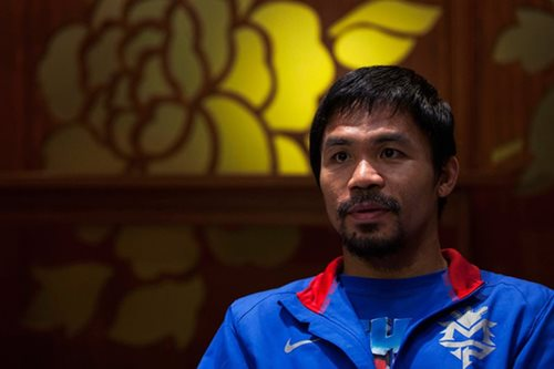 Pacquiao doubles down on link between God's law, death penalty