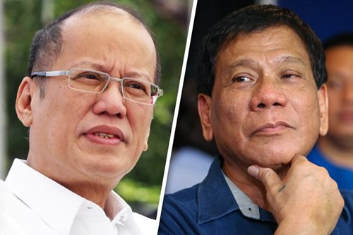 Duterte recalls day with Aquino during Mamasapano incident