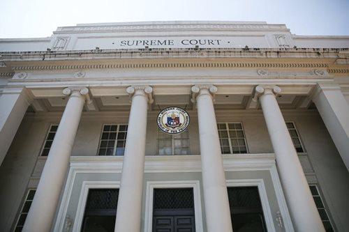 SC grants temporary protection to drug suspect's widow