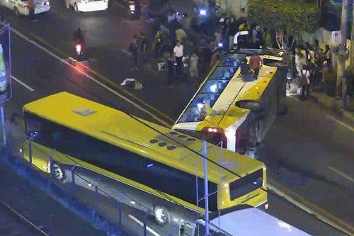 20 bus ng RRCG Transport, sususpendihin