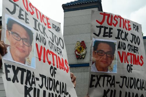 Justice for Jee