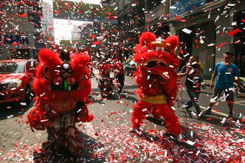 Manila archdiocese exempts Fil-Chinese from abstinence on Chinese New Year