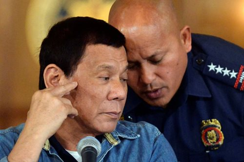 Bato defends loyalty to Duterte: 'He represents the Filipino people'