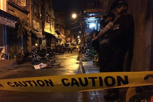 6 killed daily: War on drugs now 'less bloody' - PNP