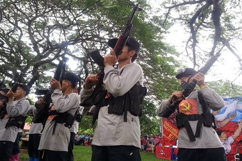 DILG wary of NPA rebels' anniversary