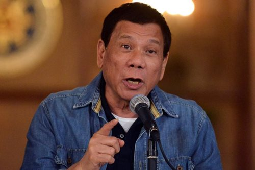 Duterte: Lives of criminals not valuable