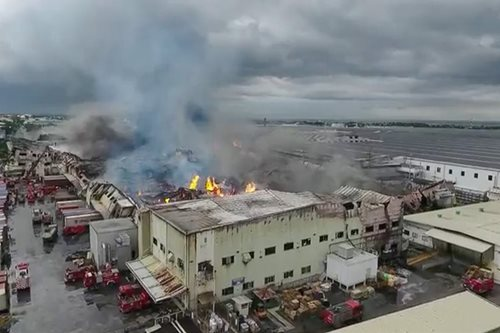 PEZA finds no violations by HTI in Cavite fire