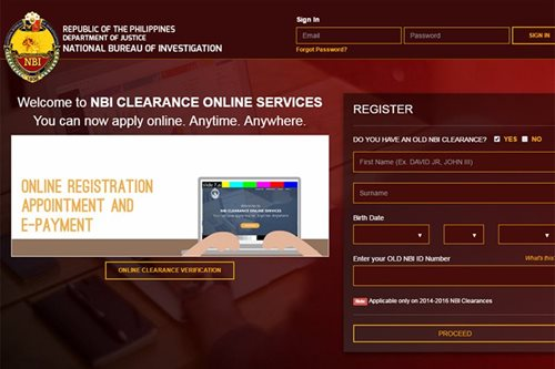 Coming soon: Multi-purpose NBI clearance