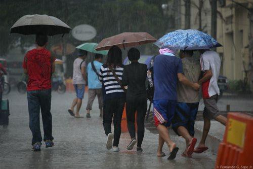 Brewing storm may trigger floods, landslides: PAGASA