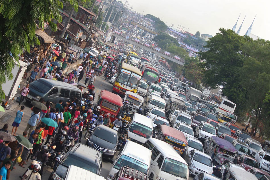 Manila among world's most stressful cities: study