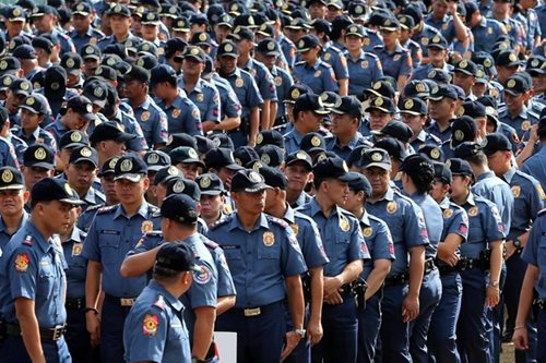 Shamefaced PNP seeks fresh start after Duterte scolding
