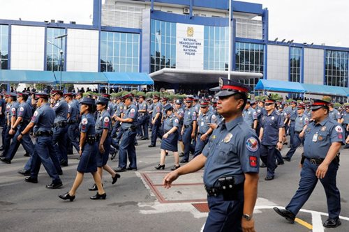 As Albayalde's retirement looms, 4 PNP officials come out as possible successors