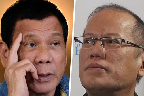 Duterte says Kris asked him not to put Noy in jail