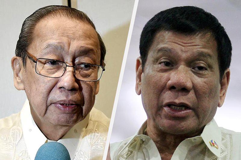 Joma calls Duterte's localized peace talks a 'cheap trick'