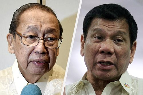 Joma hits Duterte postponement of peace talks