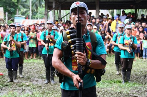 AFP: Reds, armed groups want Duterte out