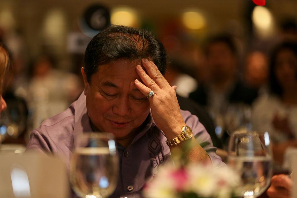 Alvarez on Sara Duterte's tirades: 'No comment, surrender'