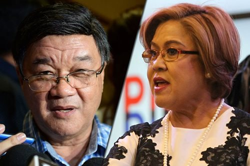 Aguirre denies restoring perks for inmates who ratted on De Lima