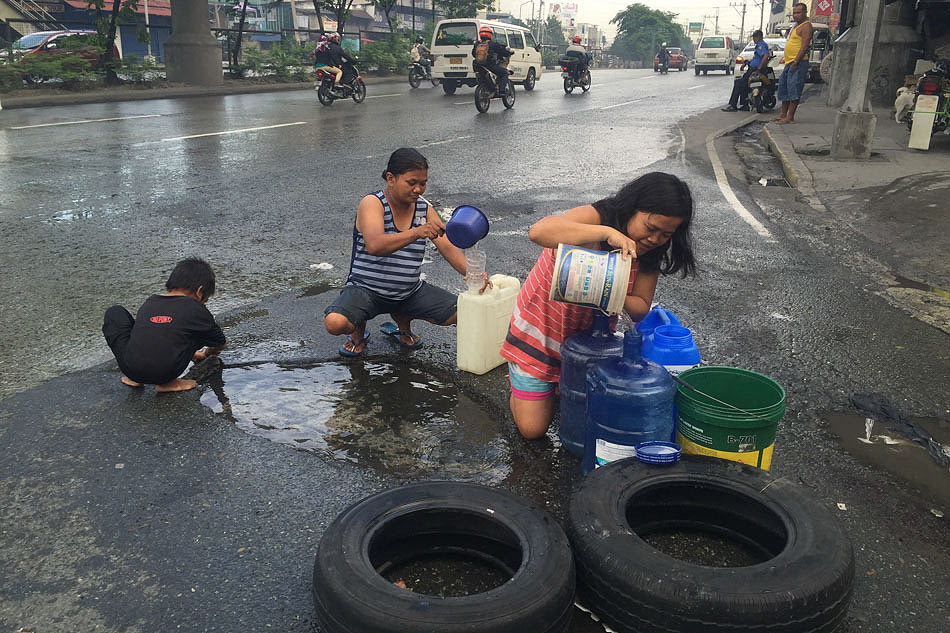 Alarm bell rung on Philippines' water security | ABS-CBN News