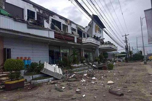 Surigao earthquake