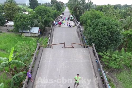 Surigao governor calls for construction of new bridge