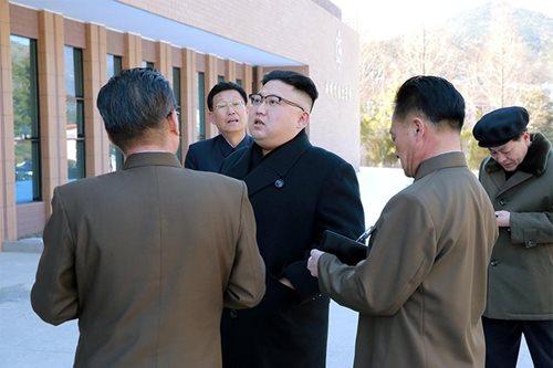 North Korea test-fires ballistic missile into sea: S.Korea military