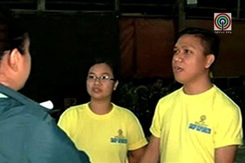 What happened in Surigao del Norte? Aid worker recalls gunshots