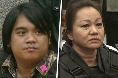 Napoles, absuwelto sa kasong illegal detention