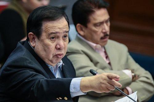PH Senator: Probe will not stop with ex-prisons chief Faeldon