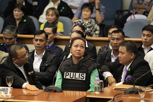 Napoles as state witness? It won't work, says Luy's former counsel