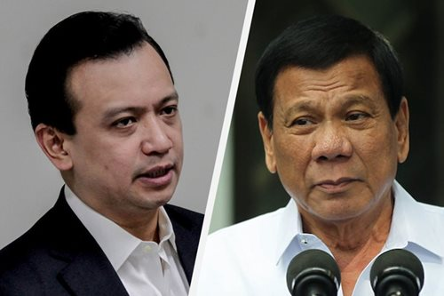Trillanes: Duterte deceives Filipinos