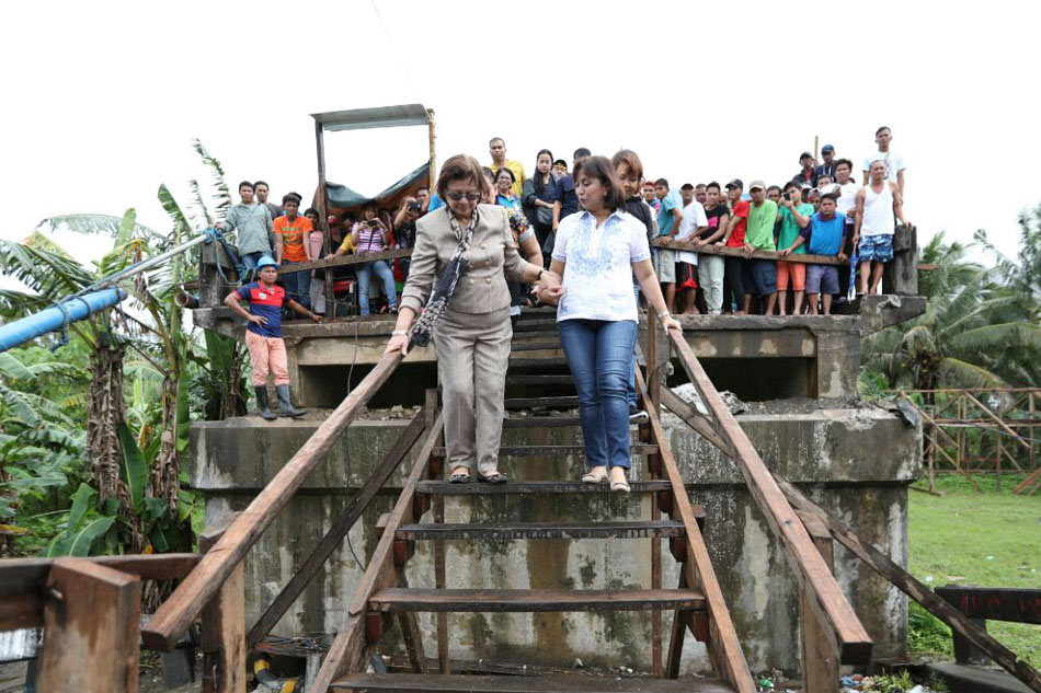 How Leni Robredo wants to be remembered as a VP