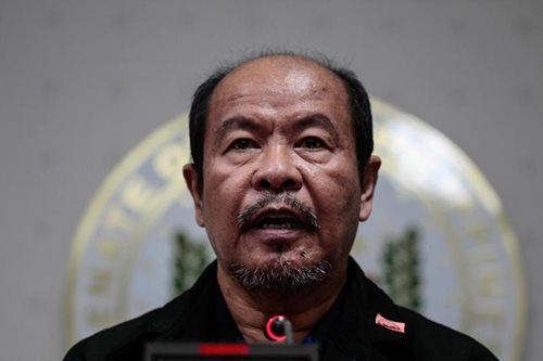 Lascañas wants to testify for Duterte's impeachment: Trillanes