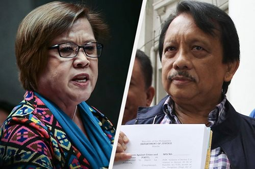 VACC wants De Lima in 'ordinary jail'