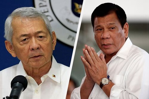 Sea dispute will not be settled during Duterte admin: Yasay