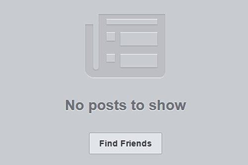 News feed problems baffle Facebook users worldwide