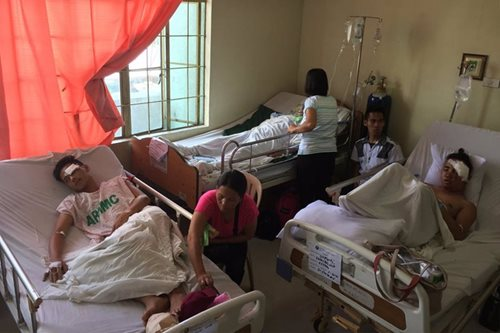Condition of Tanay victim turns critical