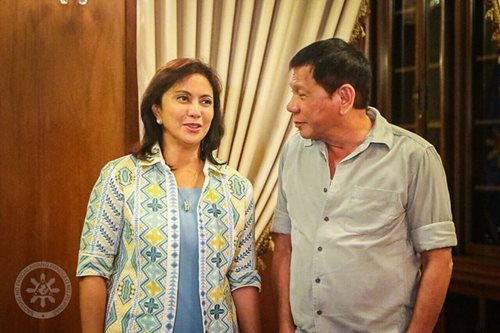 Robredo to Duterte: Back Senate probe on 'death squads'