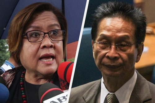 International parliamentarians call anew for De Lima's release