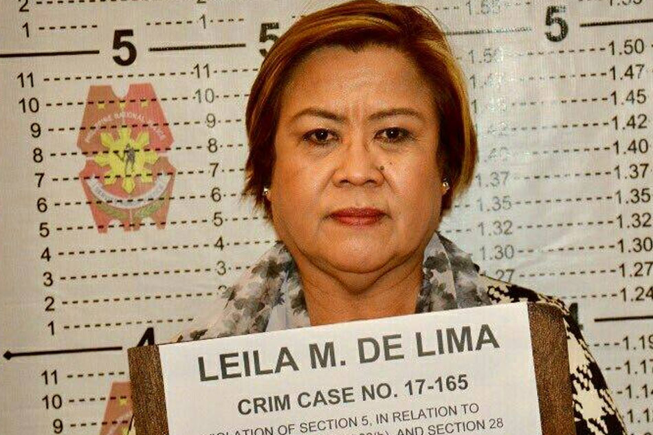 Jurisdiction remains an issue in De Lima arrest