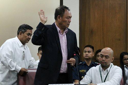 Court OKs Ragos detention at NBI