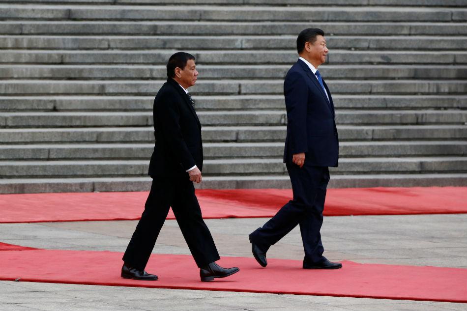 Duterte, muling bibisita sa China
