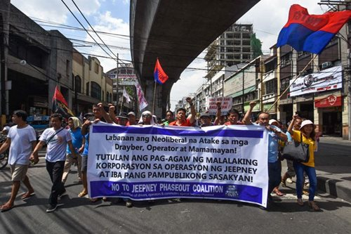 Transport group mounts strike as gov't sees destabilization move