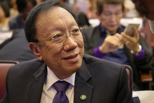 Solicitor General challenges ex-solon to debate on martial law