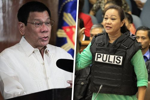 Palace: No deal forged between Duterte, Napoles