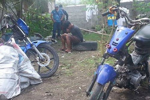 2 arrested for stealing motorcycles in S. Cotabato
