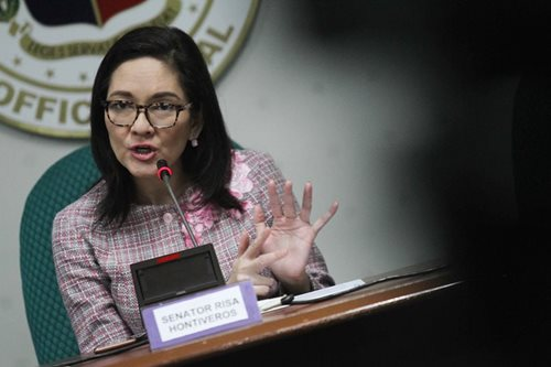 Senator seeks 10 pct VAT to offset tax reform impact