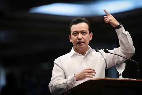 Trillanes warns Duterte admin after House panel junks impeach rap